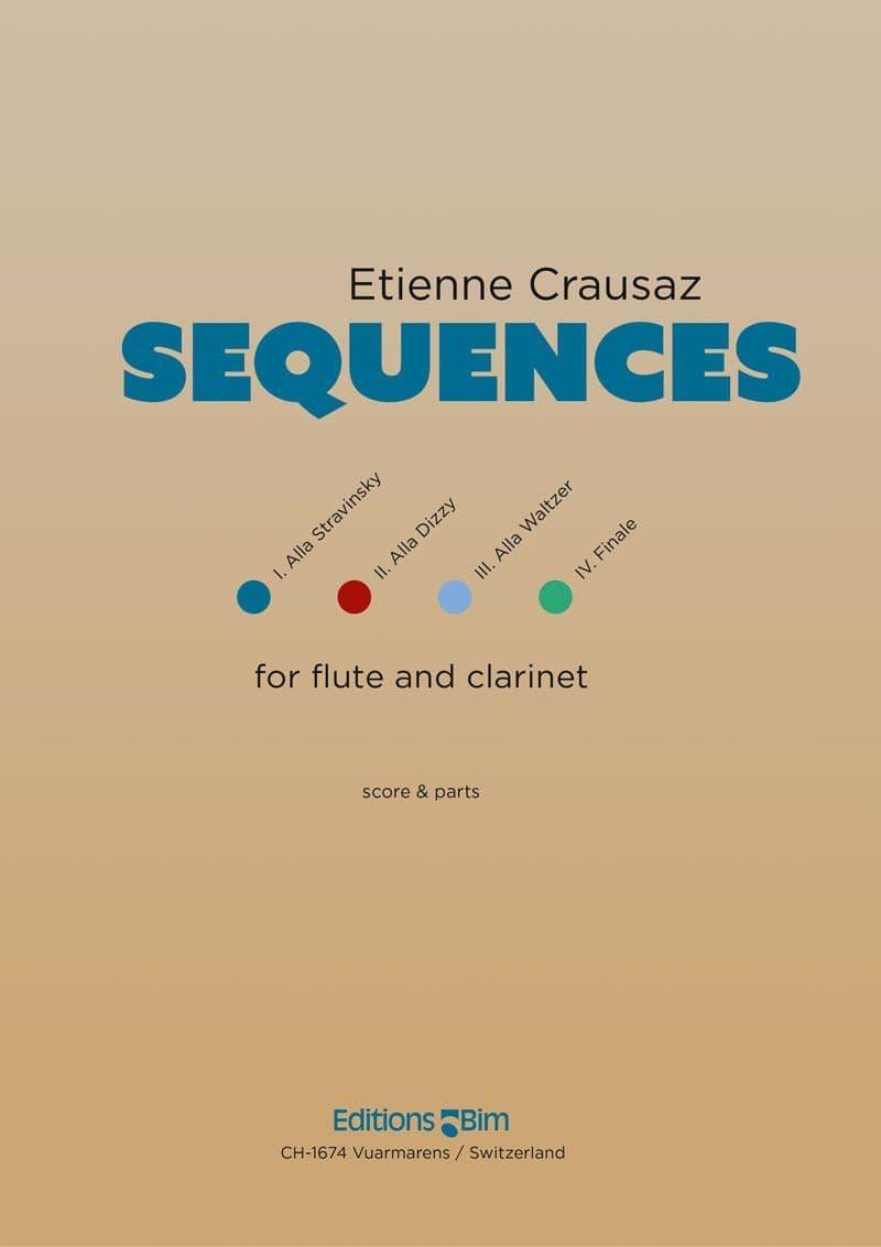 Crausaz Etienne Sequences Mcx85