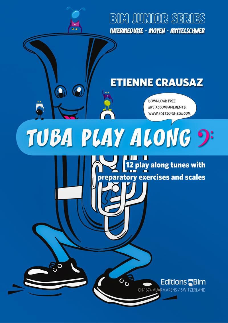 Crausaz Etienne Tuba Pay Along Bass Tu179