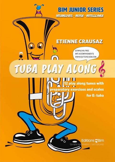 Crausaz Etienne Tuba Pay Along Treble Tu207