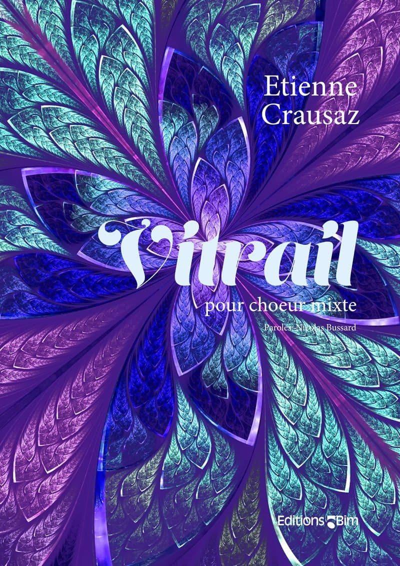 Crausaz Etienne Vitrail V99