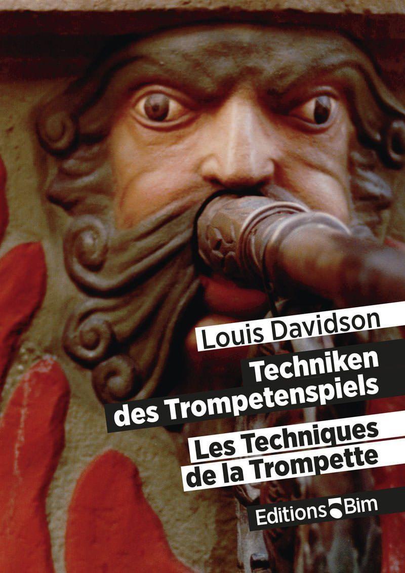 Davidson Louis Trumpet Technics Tp7
