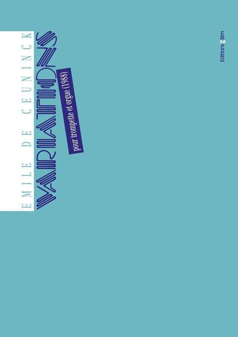 De Ceuninck Emile Variations Tp40