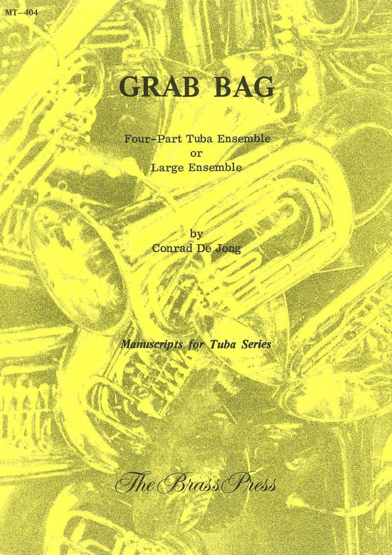 De Jong Conrad Grab Bag Tu69