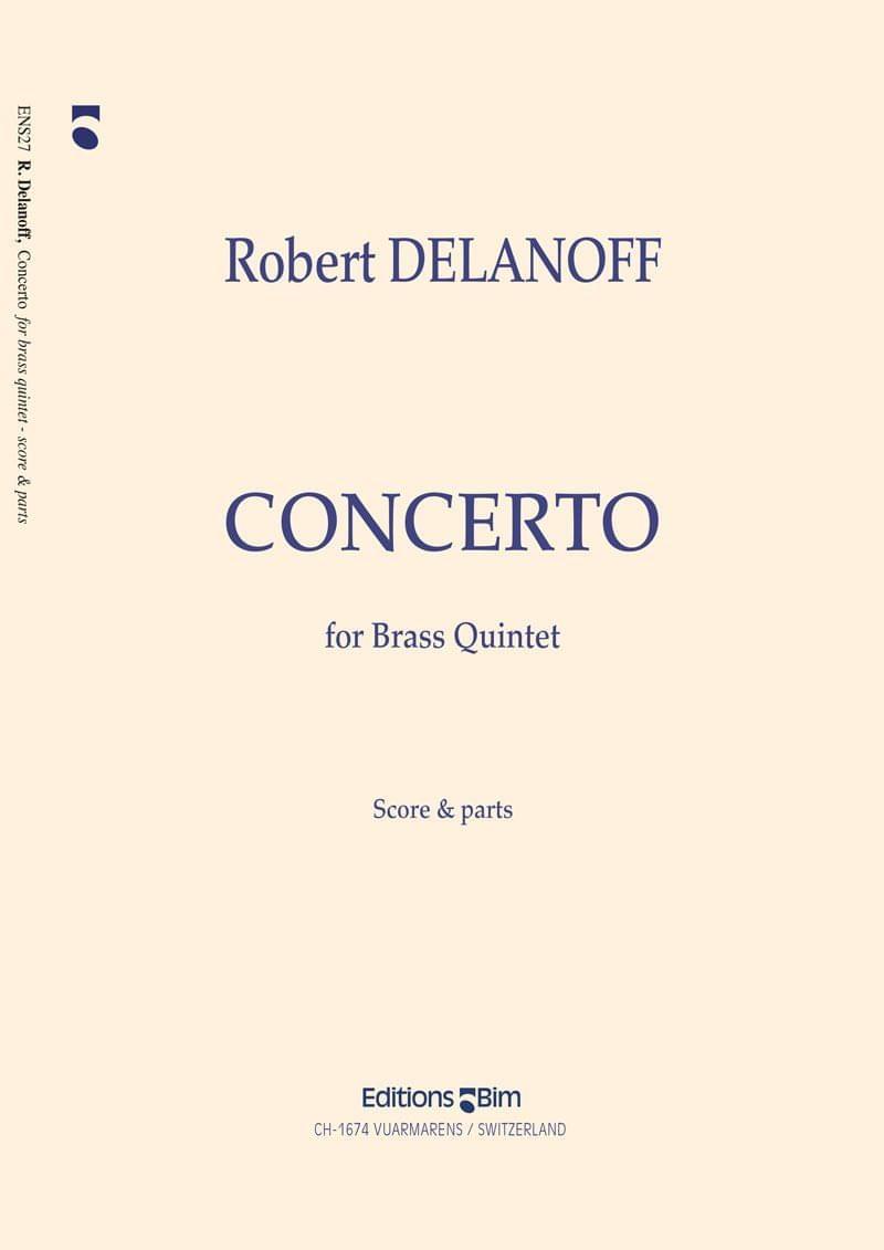 Delanoff Robert Concerto Ens27