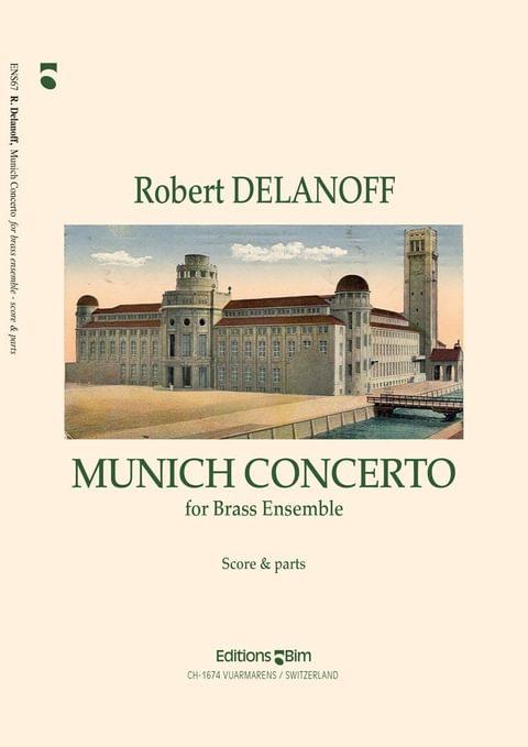 Delanoff Robert Munich Concerto Ens67