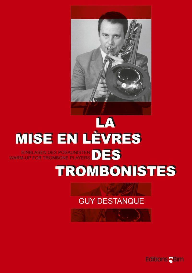 Destanque Guy Mise En Levres Des Trombonistes Tb4