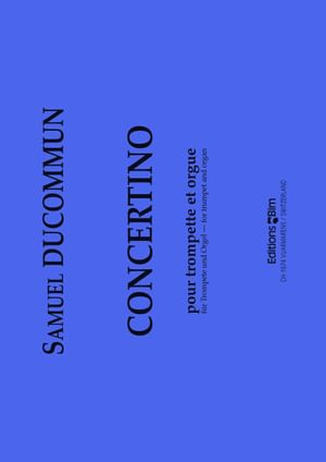 Ducommun Samuel Concertino Tp19