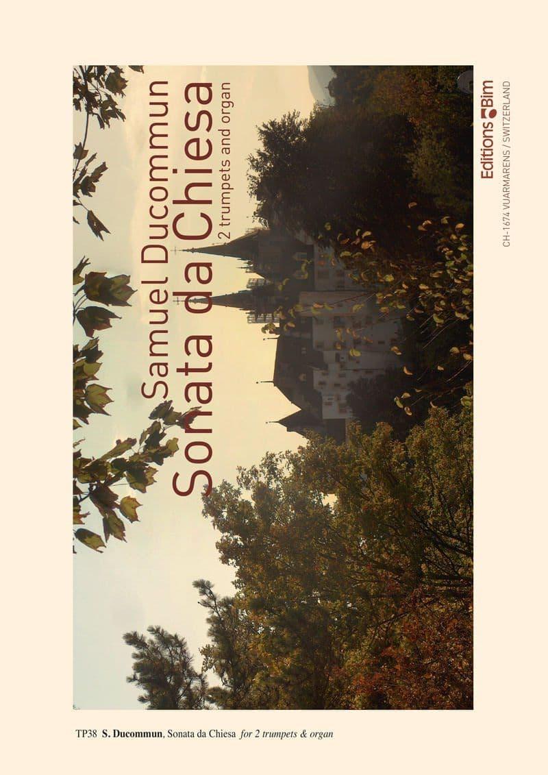 Ducommun Samuel Sonata Da Chiesa Tp38