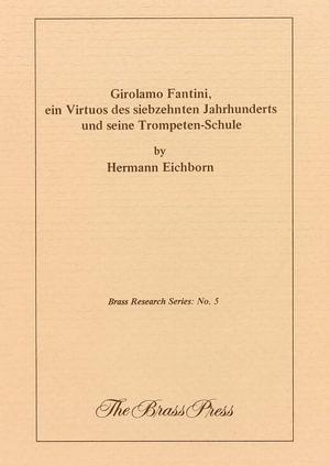 Eichborn Hermann Fantini Ein Virtuos Br P8