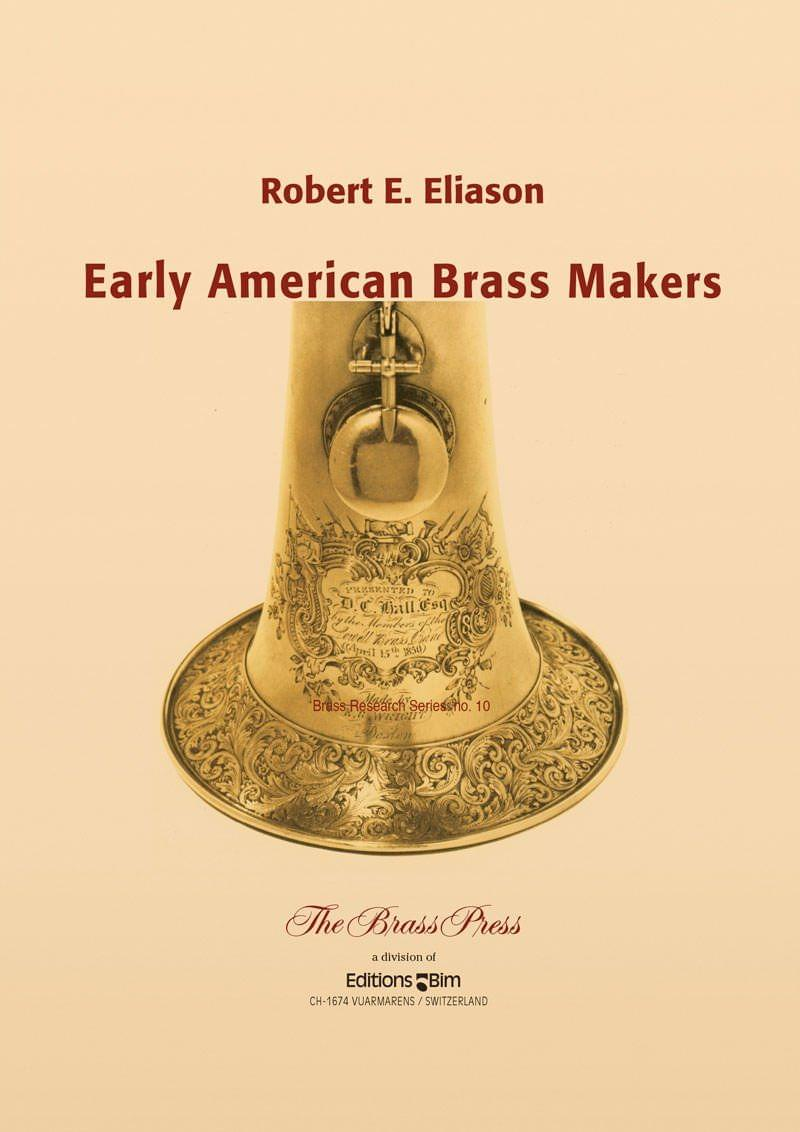 Eliason Early American Brass Makers Br P9