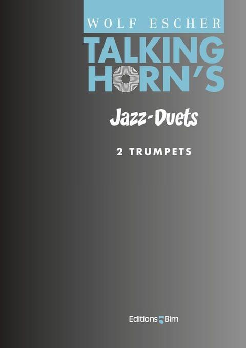 Escher Wolf Talking Horns Jazz Duets Tp35