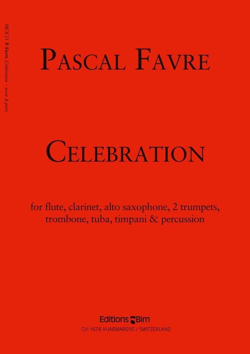 Favre Pascal Celebration Mcx23