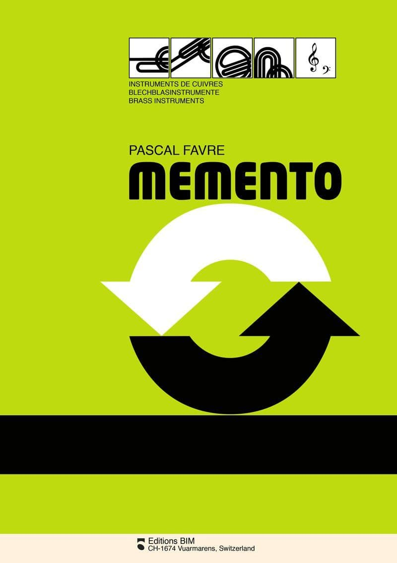 Favre Pascal Memento Tp12