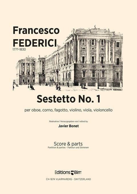 Federici Francesco Sestetto No 1 Co54