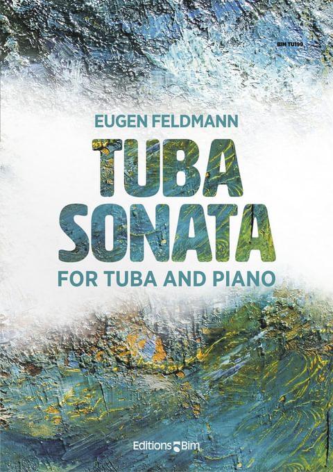 Feldmann Eugen Tuba Sonata Tu199