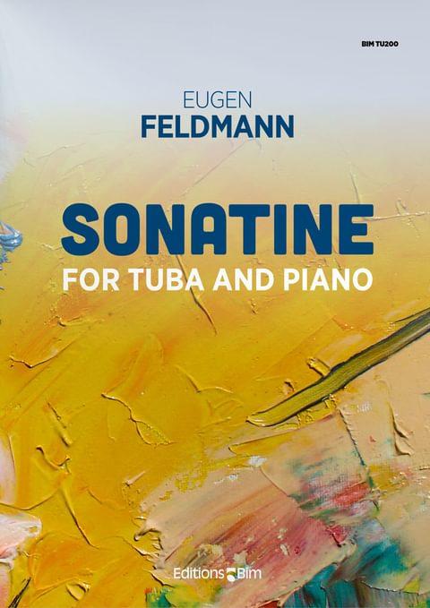 Feldmann Eugen Tuba Sonatine Tu200