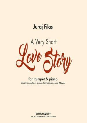 Filas Juraj A Very Short Love Story Tp225