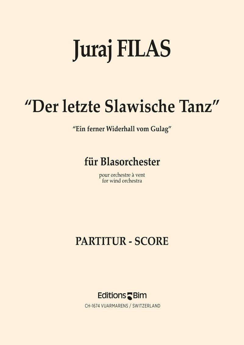 Filas Juraj Letzte Slawische Tanz Ov1