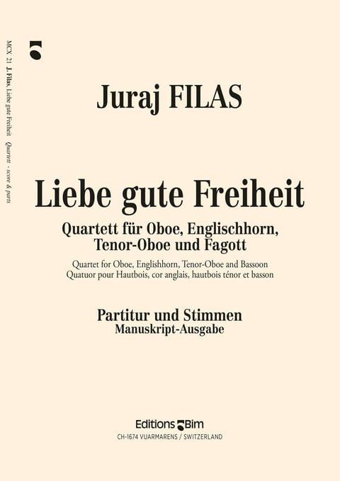 Filas Juraj Liebe Gute Freiheit Mcx21