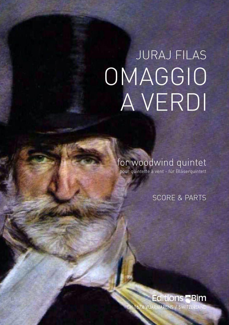 Filas Juraj Omaggio A Verdi Mcx32