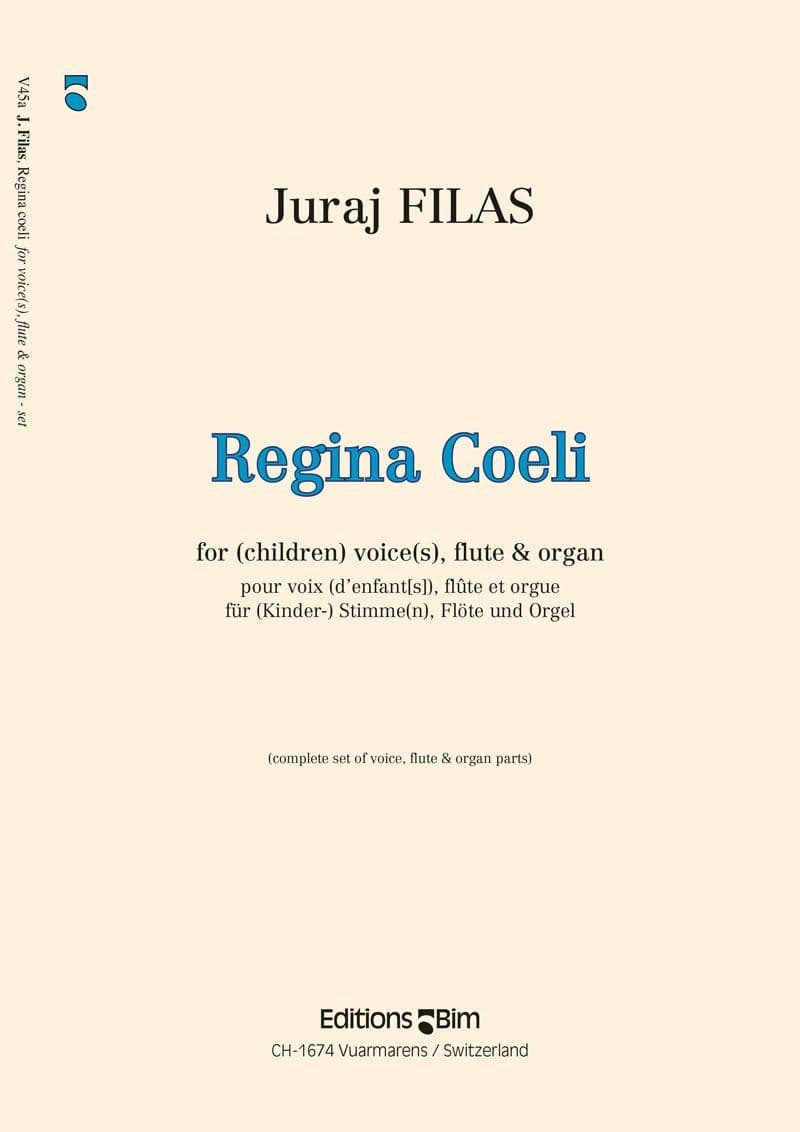 Filas Juraj Regina Coeli V45