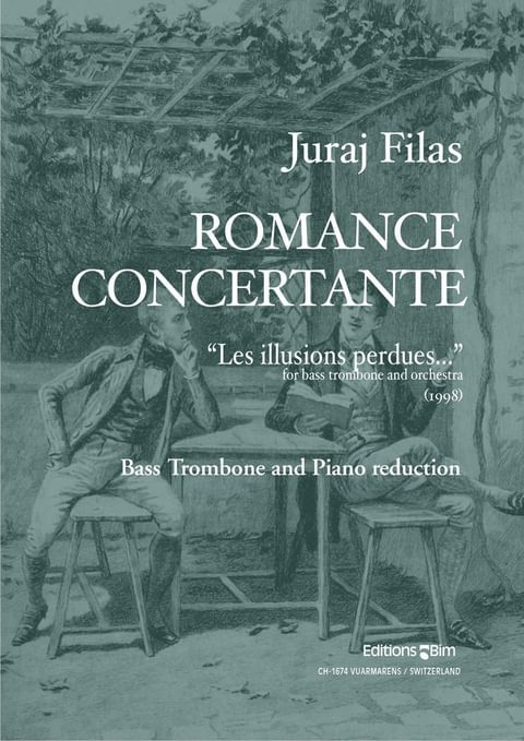 Filas Juraj Romance Concertante Tb32