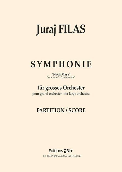 Filas Juraj Symphonie Nach Mass Orch21
