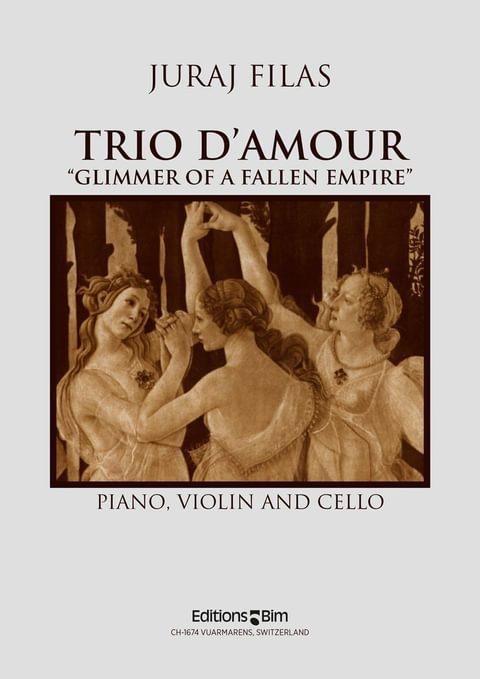 Filas Juraj Trio D Amour Tc1