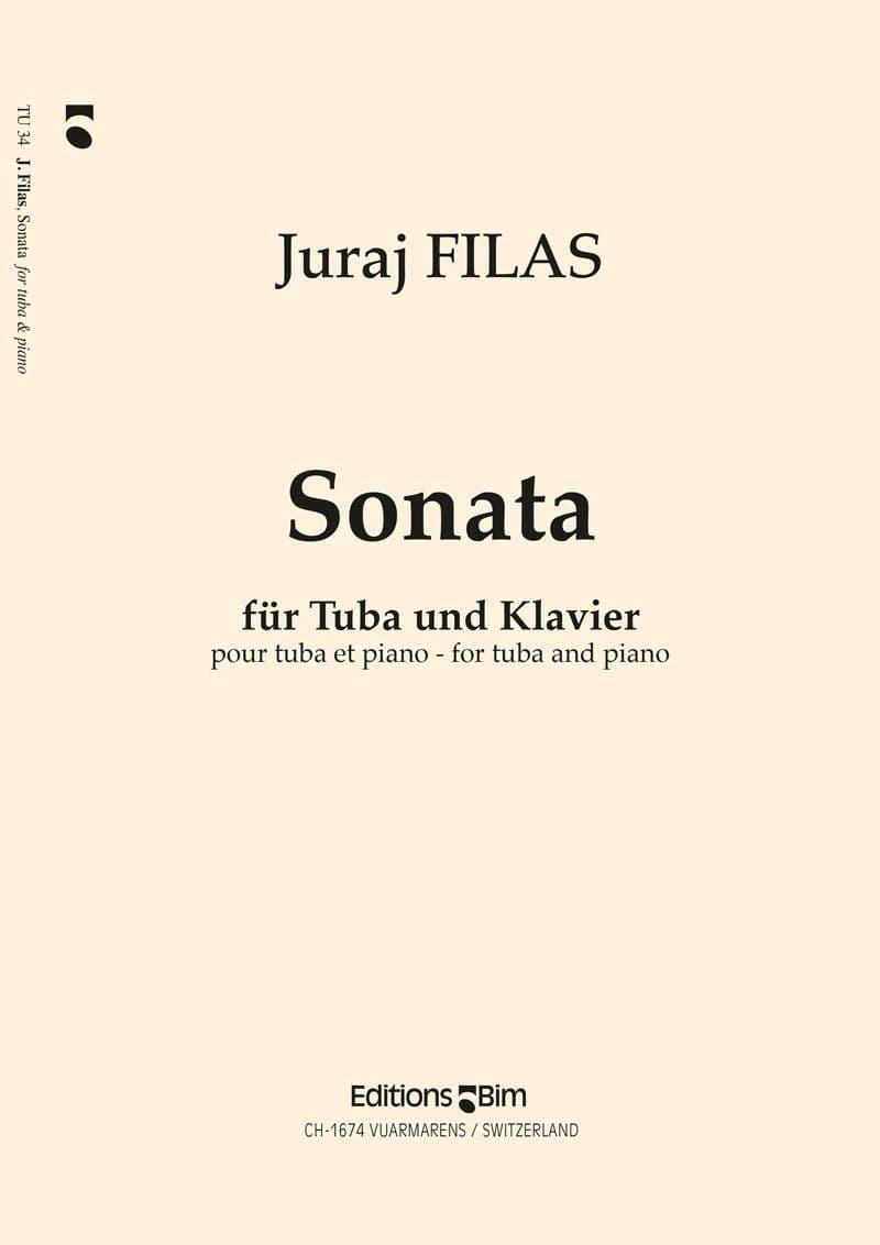 Filas Juraj Tuba Sonata Tu34