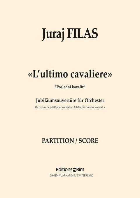 Filas Juraj Ultimo Cavaliere Orch22