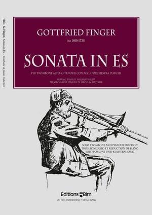 Finger Gottfried Sonata In Es Tb2