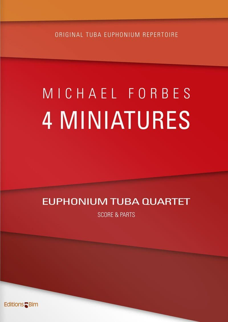 Forbes Michael 4 Miniatures Tu102