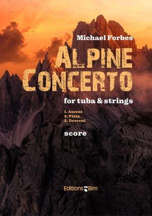 Forbes Michael Alpine Concerto Tu209B