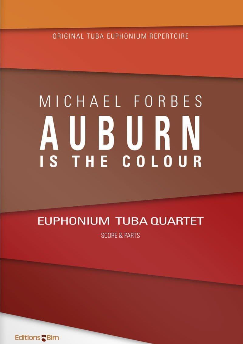 Forbes Michael Auburn Is The Colour Tu98