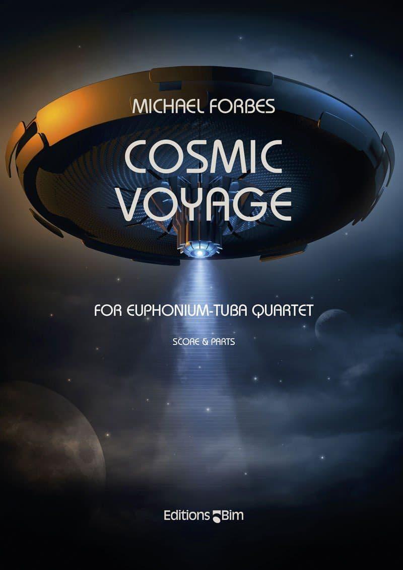 Forbes Michael Cosmic Voyage Tu99