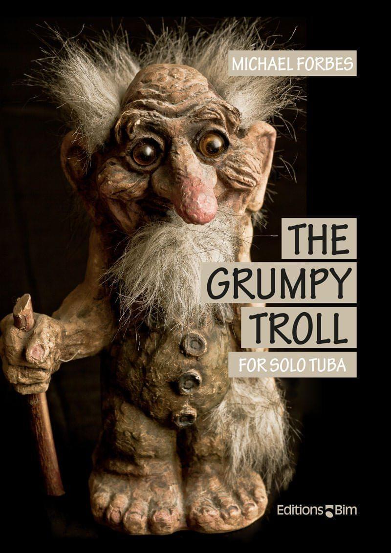 Forbes Michael The Grumpy Troll Tu183