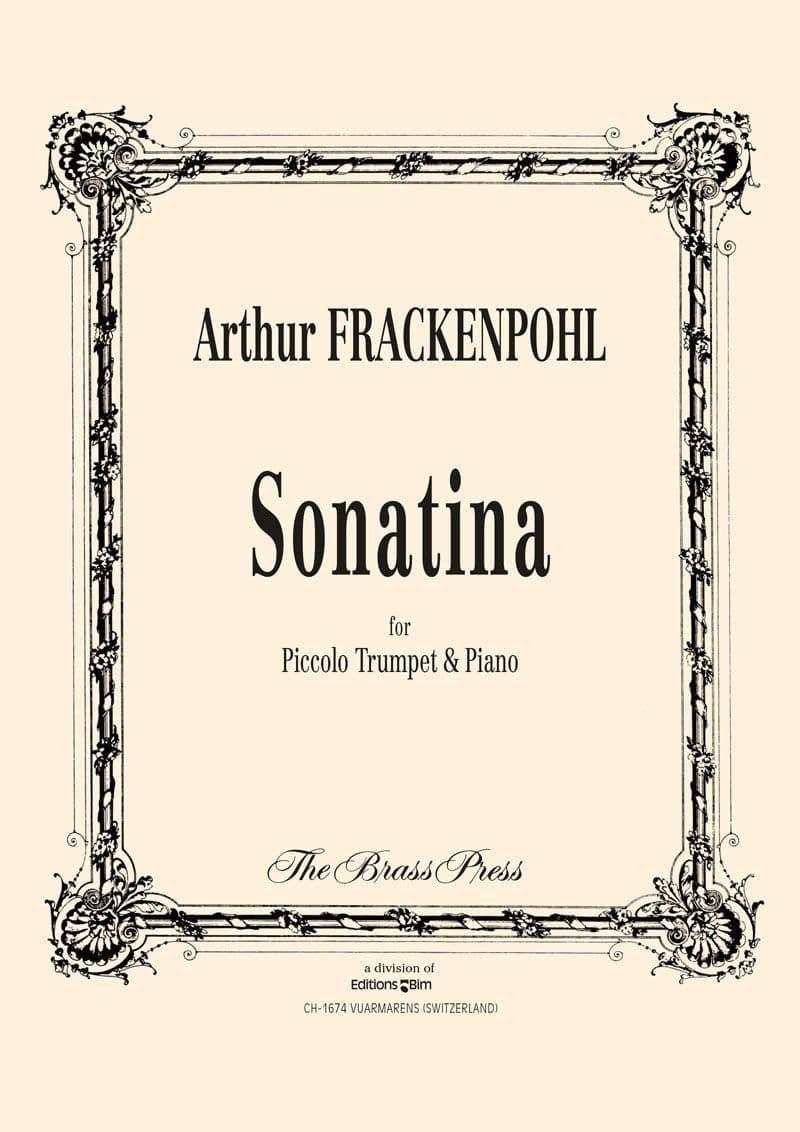 Frackenpohl Arthur Sonatina Tp142