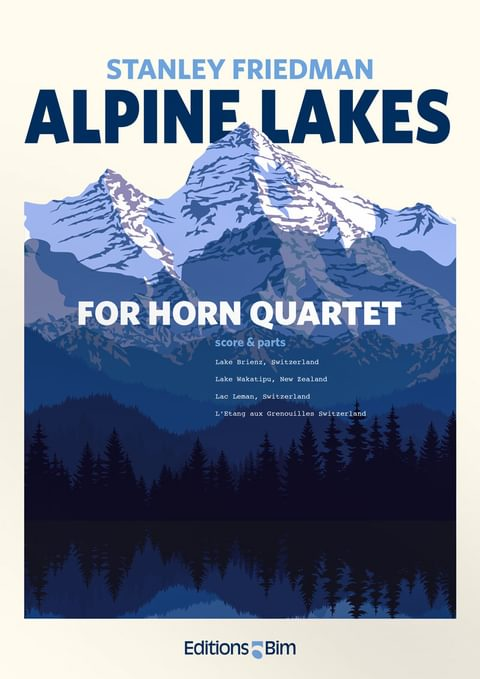 Friedman Stanley Alpine Lakes Co51