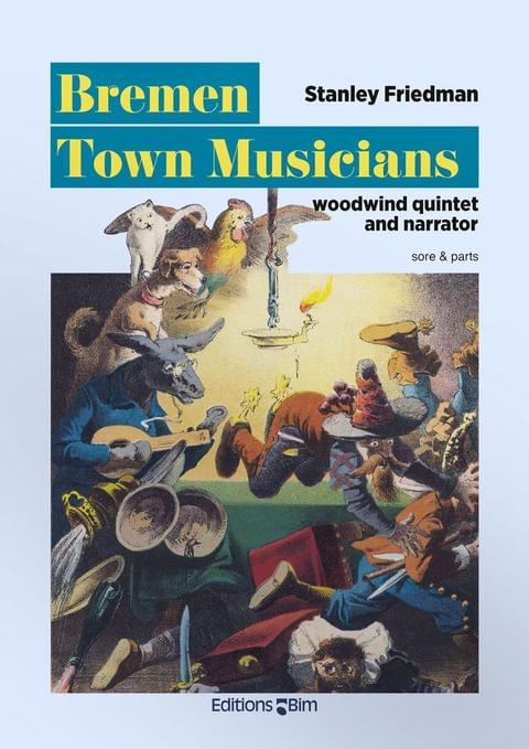 Friedman Stanley Bremen Town Musicians Co42