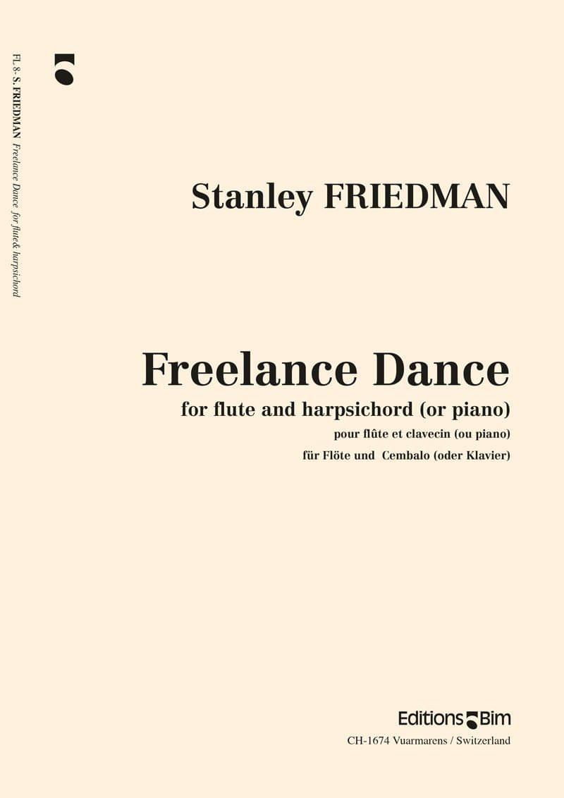 Friedman Stanley Freelance Dance Fl8