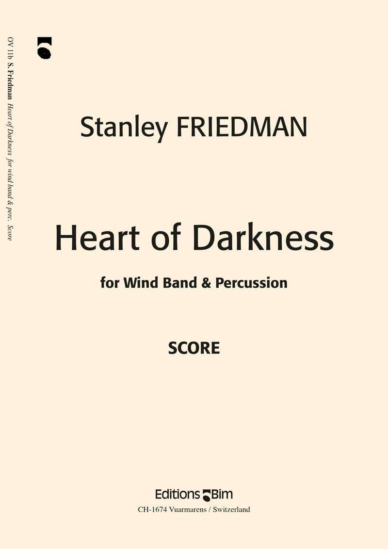 Friedman Stanley Heart Of Darkness Ov11
