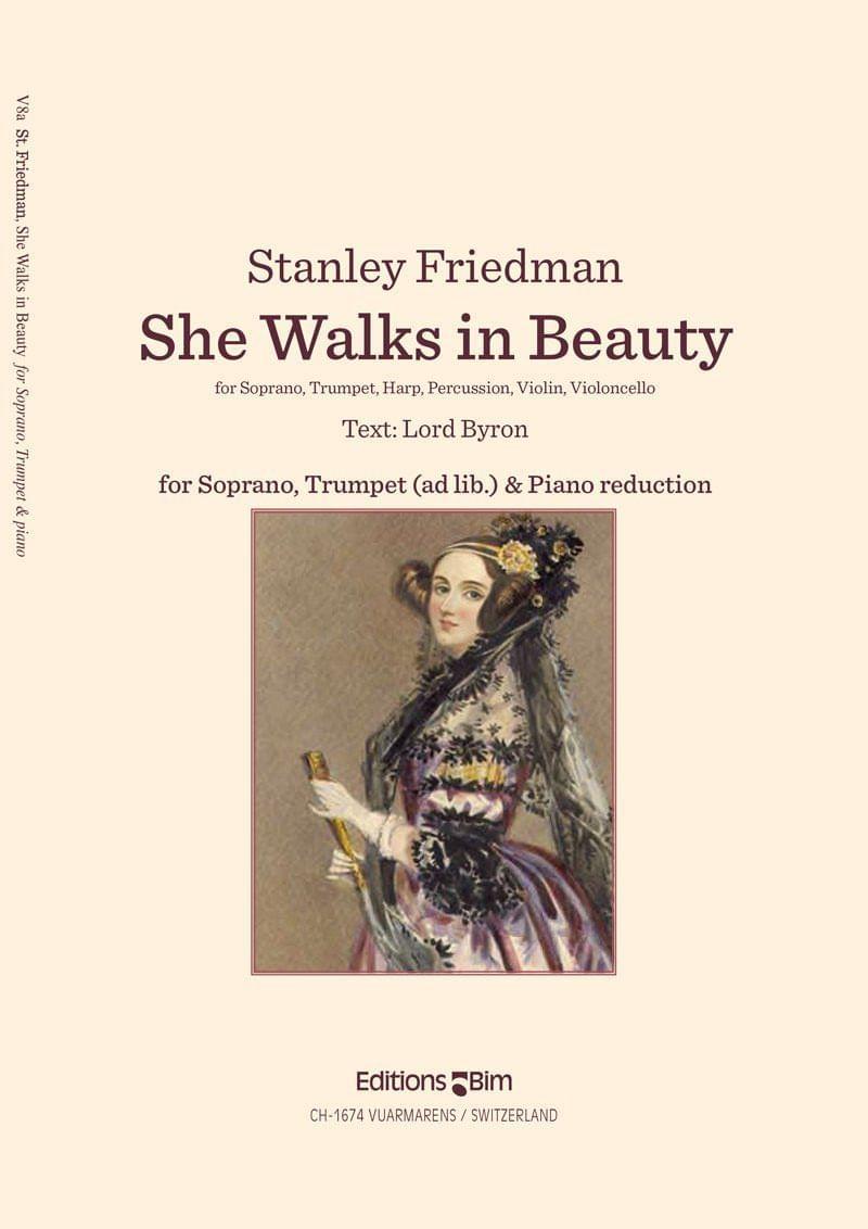 Friedman Stanley She Walks In Beauty V8