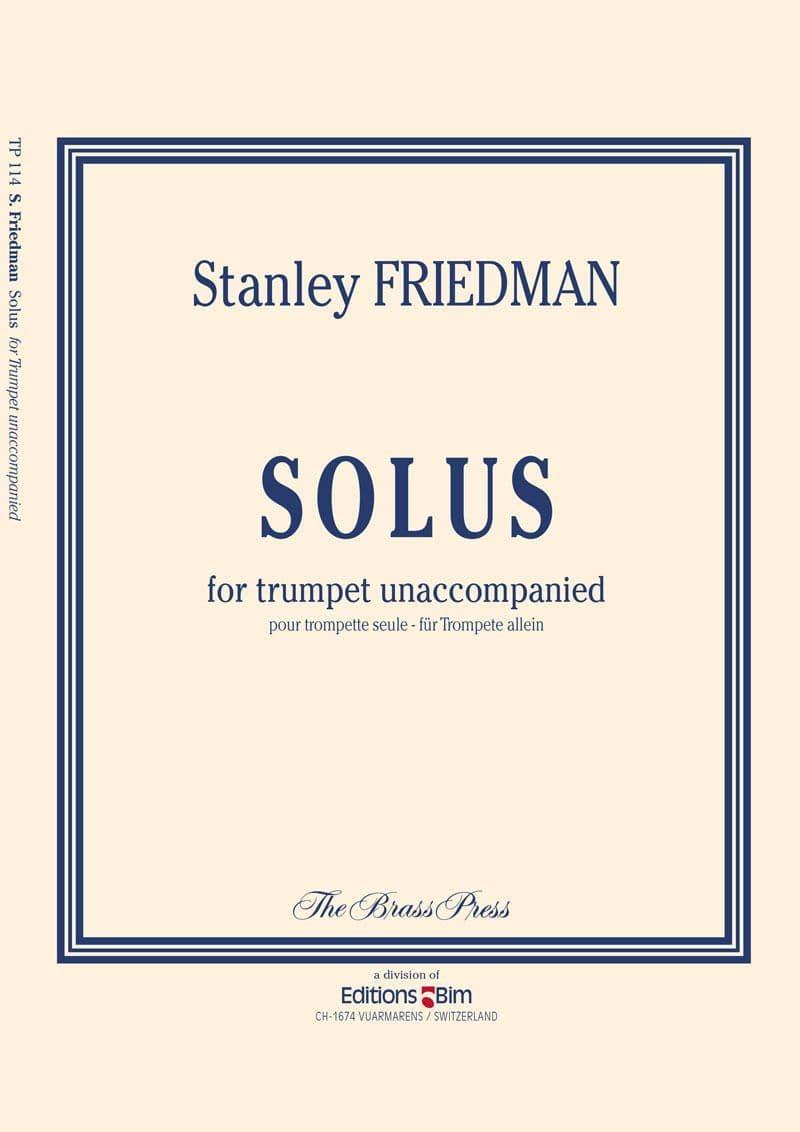 Friedman Stanley Solus Tp114