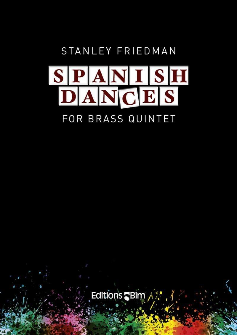 Friedman Stanley Spanish Dances En174