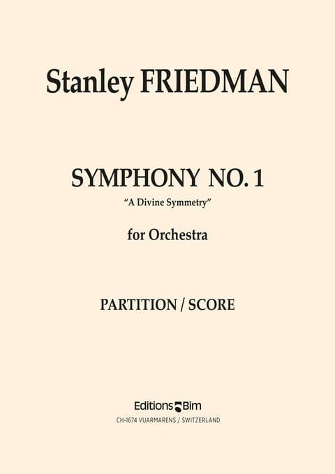 Friedman Stanley Symphony 1 Orch18