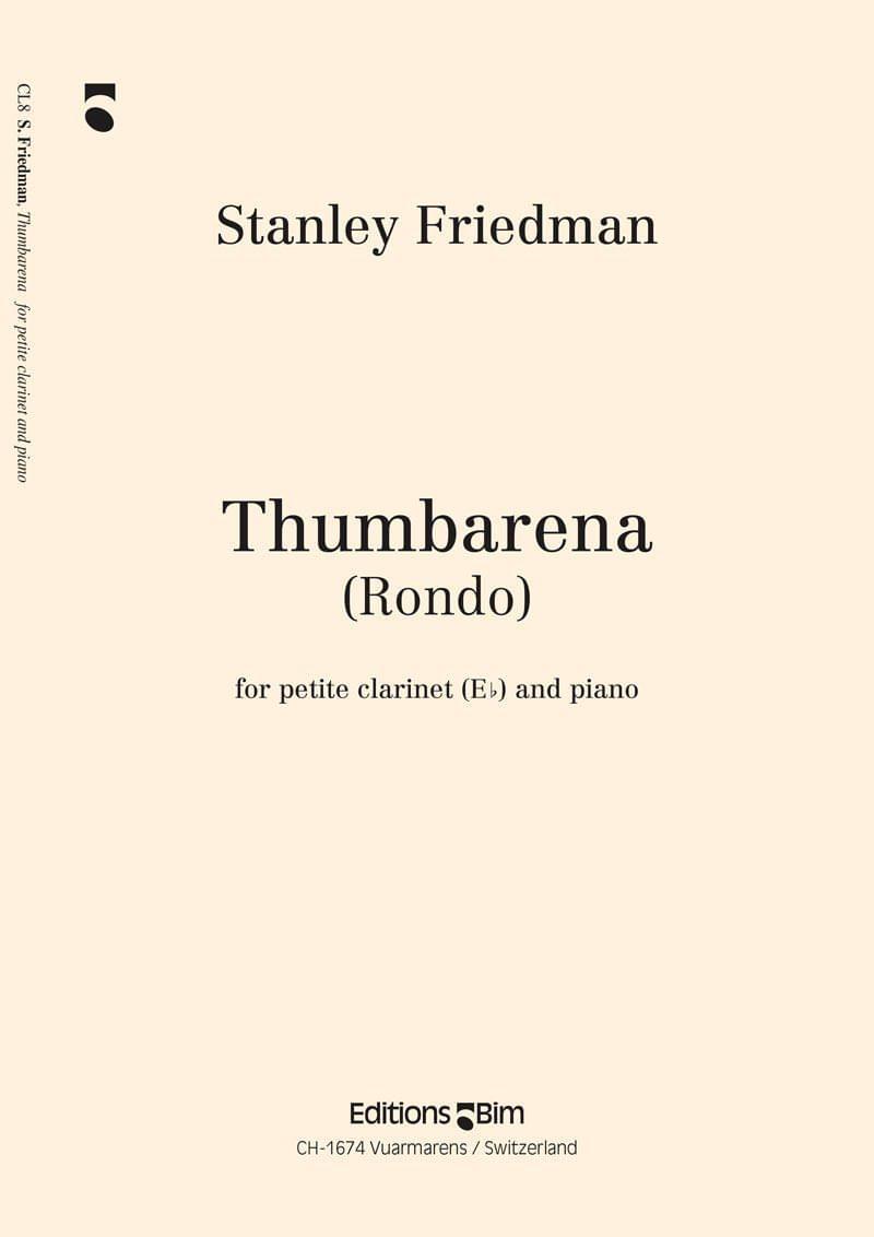 Friedman Stanley Thumbarena Cl8