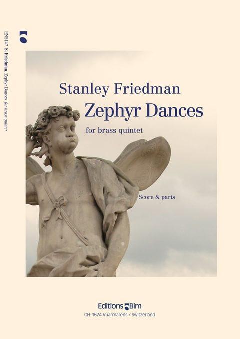 Friedman Stanley Zephyr Dances Ens147