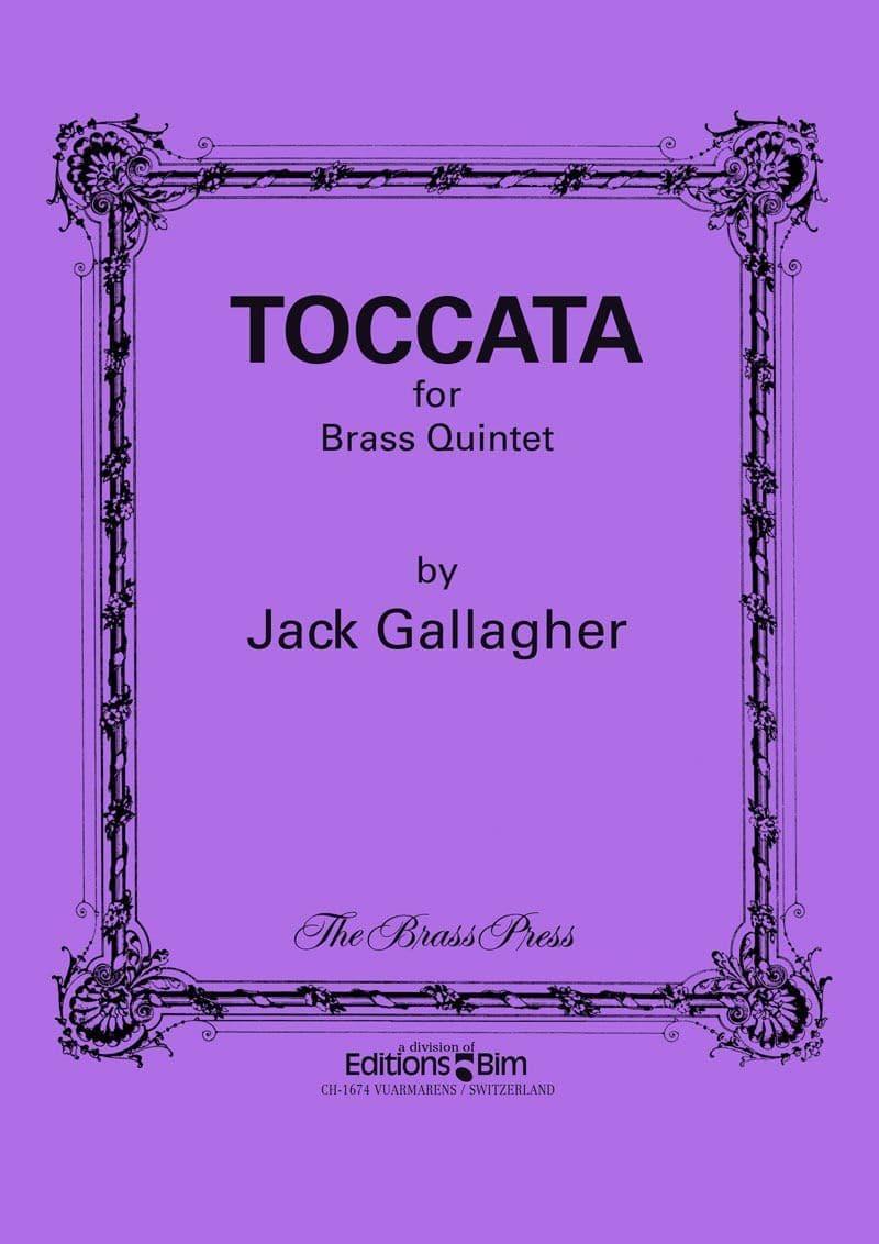 Gallagher Jack Toccata Ens86