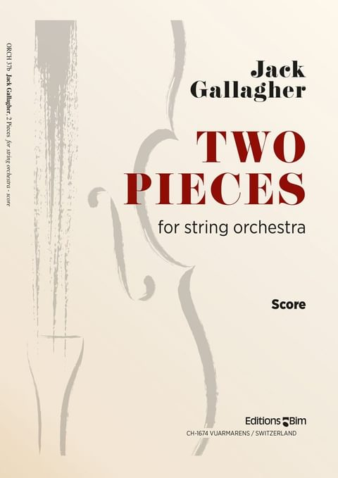Gallagher Jack Two Pieces Orch37