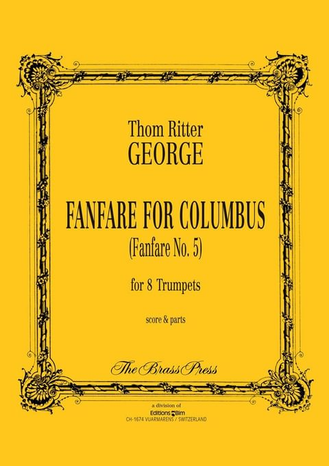 George Thom Ritter Fanfare Tp145